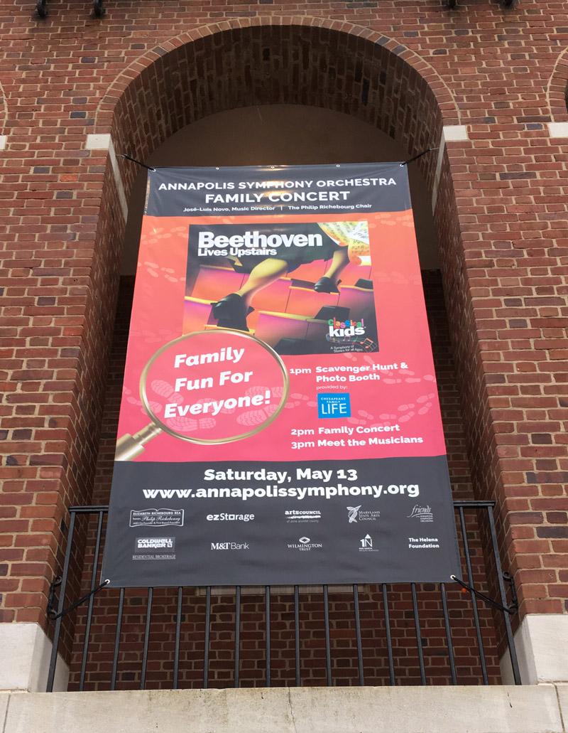 ASO 2016-17 Family Concert Banner