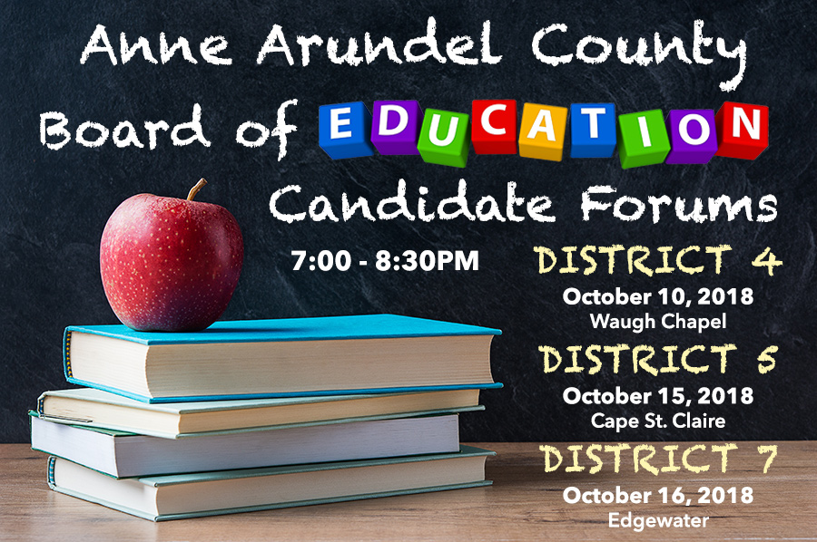 Anne Arundel County Board of Ed Forums Online Marketing