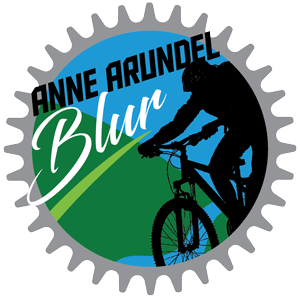 Anne Arundel Blur Youth Mountain Biking Logo