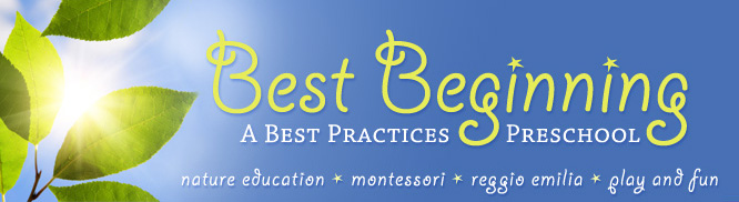 Best Beginning Preschool Logo