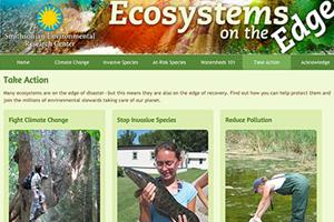 Ecosystems on the Edge